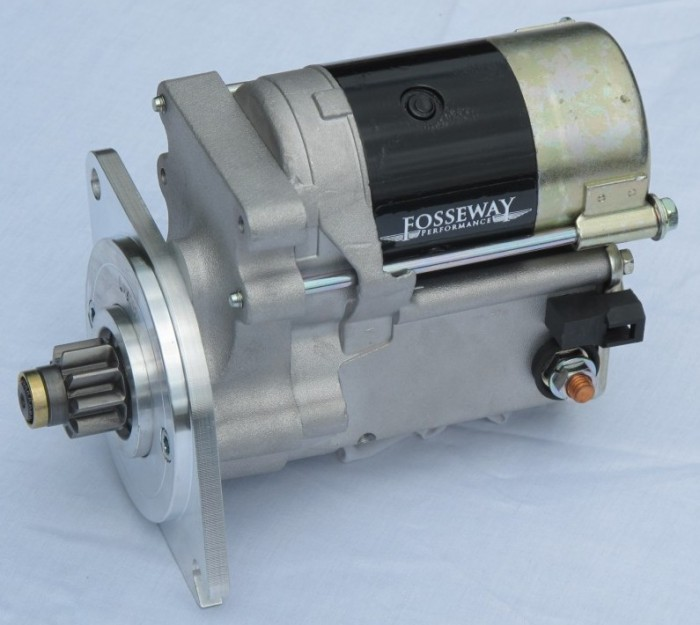 High Torque Starter Motors For Classic Cars Fosseway