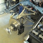 E-Type brake upgrade, classic car brake upgrade, uprated calipers