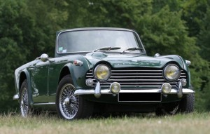 Triumph TR4 Brake upgrades / Triumph TR4a Brake upgrades