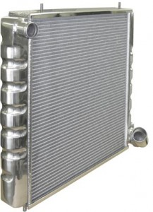 Jaguar E-Type Aluminium Radiators
