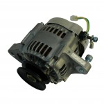 Race alternator, 50amp alternator, universal lightweight alternator