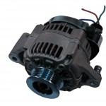 Denso race alternator, 65amp compact alternator, lightweight alternator