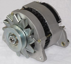 Lucas ACR replacement, 80 amp ACR style alternator, internally regulated ACR style alternator