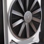 E-type cooling fan - Series 1