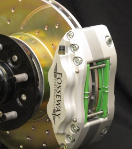 XJ6 and E-Type Series 3 Performance Brake Upgrade