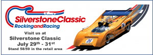 Silverstone Classic 2016, Fosseway Performance at Silverstone Classic, Stand 58/59 retail stands, Silverstone Classic