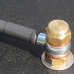 Remote bleed kit Easy Bleed Jaguar IRS brake bleed banjo bolt adapter banjo bolt adaptor