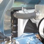 e-type aluminium radiator