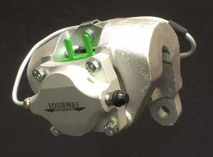 Dunlop brake pistons, Dunlop brakes, replacement piston assemblies, Dunlop brake pistons